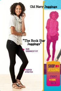 Old Navy Rock Star Jeggings