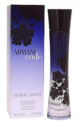 Armani Code.