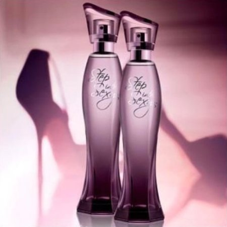 Avon Step Into Sexy Perfume.