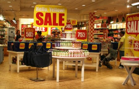 Bath and Body Works Sale.