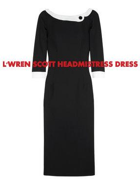 L'Wren Scott Headmistress Dress.