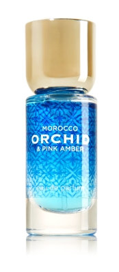 Morocco Orchid & Pink Amber.