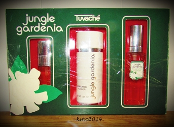 Tuvache Jungle Gardenia.