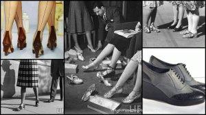 1940's Shoes.