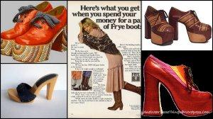 1970's Shoes.