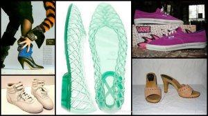 1980's Shoes.
