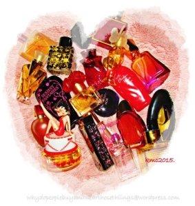 20 Uniques Valentine's Perfumes.