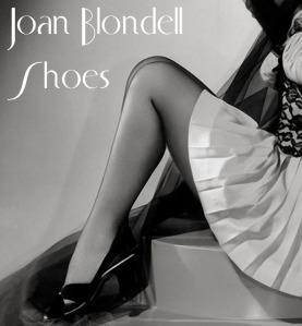 Joan Blondell Shoes.